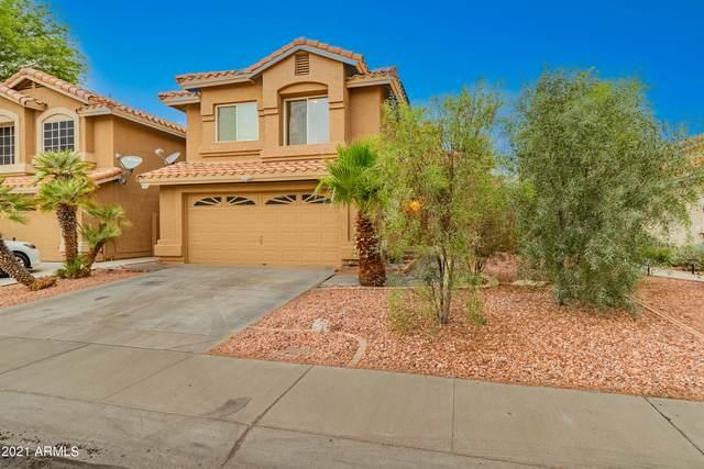 7724 W Oraibi Drive, Glendale, AZ 85308 (MLS #6263345) :: Nate Martinez Team