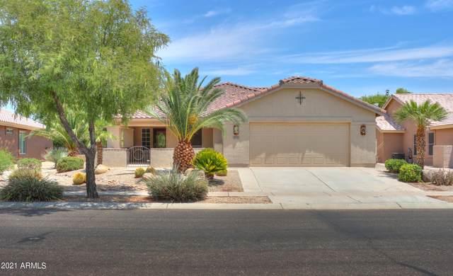 2412 E Fiesta Drive, Casa Grande, AZ 85194 (MLS #6263346) :: Conway Real Estate