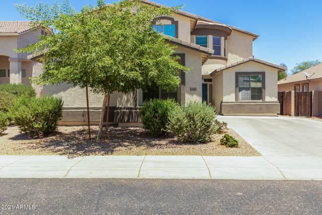 3435 S 256TH Avenue, Buckeye, AZ 85326 (MLS #6263360) :: Klaus Team Real Estate Solutions