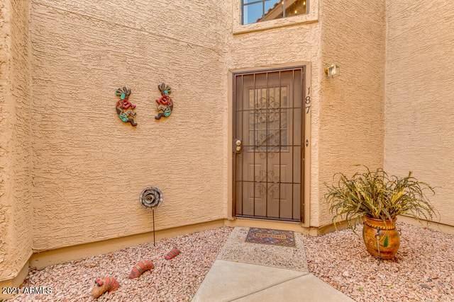 1001 N Pasadena Street #187, Mesa, AZ 85201 (MLS #6263368) :: Executive Realty Advisors