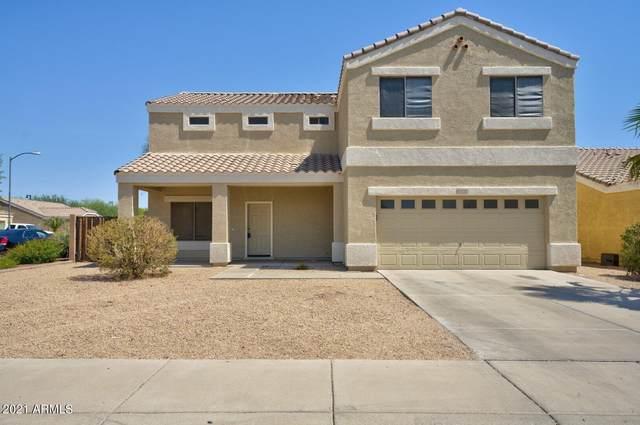 12222 W Pershing Avenue, El Mirage, AZ 85335 (MLS #6263381) :: Yost Realty Group at RE/MAX Casa Grande