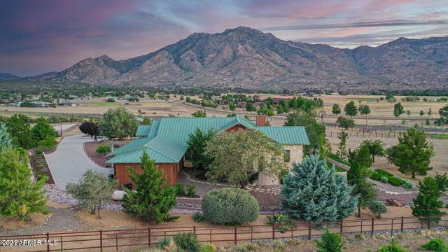 3900 Blackjack Ridge Road, Prescott, AZ 86305 (MLS #6263429) :: Yost Realty Group at RE/MAX Casa Grande