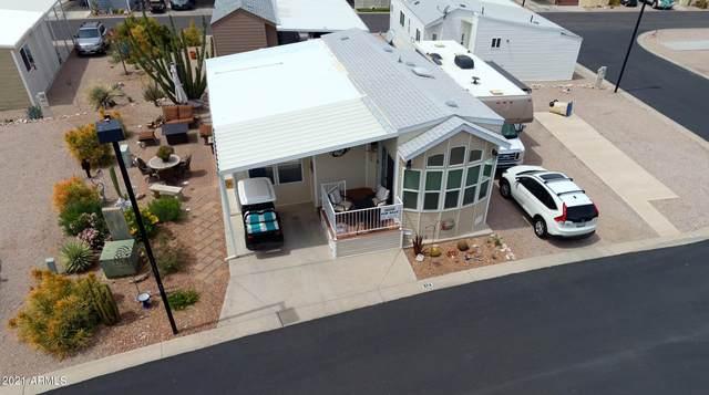 6601 E Us Hwy 60 Highway #374, Gold Canyon, AZ 85118 (MLS #6263437) :: The Carin Nguyen Team
