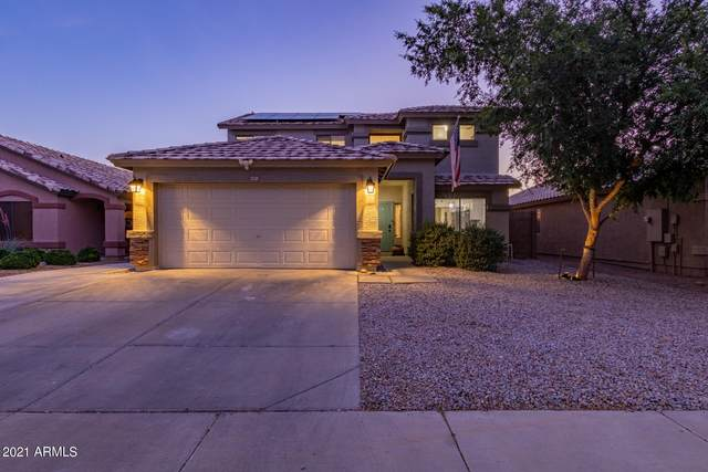 14872 N 147TH Drive, Surprise, AZ 85379 (MLS #6263438) :: Yost Realty Group at RE/MAX Casa Grande