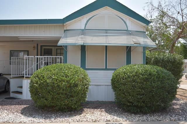 11201 N El Mirage Road #228, El Mirage, AZ 85335 (MLS #6263453) :: Elite Home Advisors
