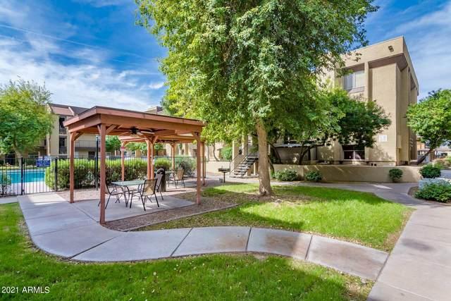 461 W Holmes Avenue #358, Mesa, AZ 85210 (MLS #6263465) :: The Garcia Group