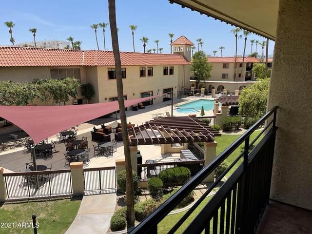 10330 W Thunderbird Boulevard C304, Sun City, AZ 85351 (MLS #6263474) :: CANAM Realty Group