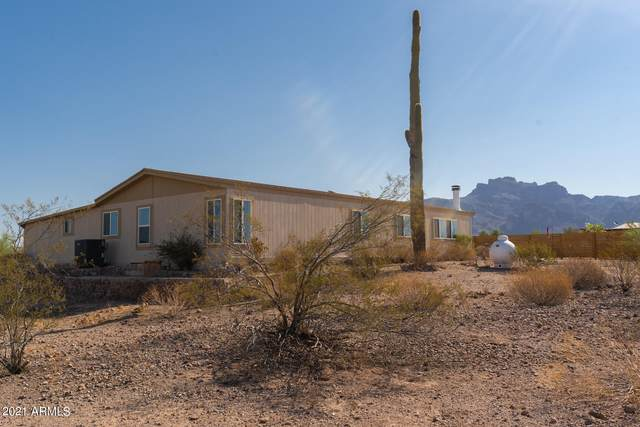 2876 E 12TH Avenue, Apache Junction, AZ 85119 (MLS #6263475) :: The Everest Team at eXp Realty