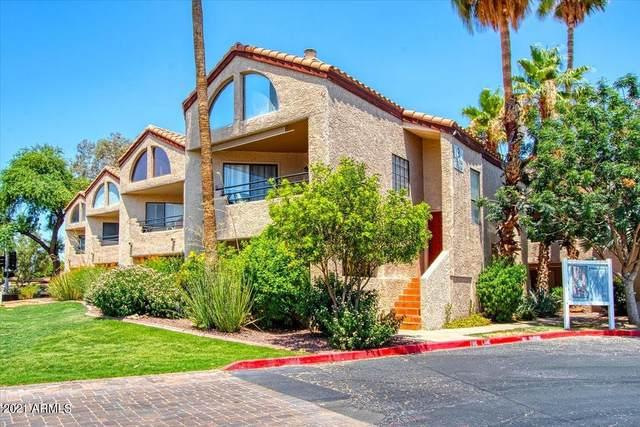 10301 N 70th Street #114, Paradise Valley, AZ 85253 (MLS #6263478) :: Selling AZ Homes Team