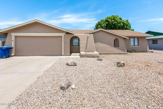 610 E Bendix Drive, Tempe, AZ 85283 (MLS #6263493) :: Yost Realty Group at RE/MAX Casa Grande