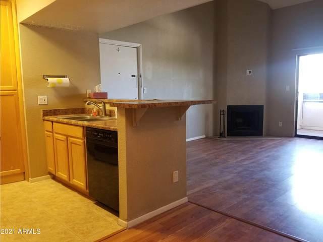 2938 N 61ST Place #209, Scottsdale, AZ 85251 (MLS #6263521) :: The Dobbins Team