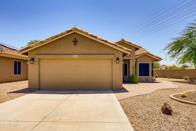 1173 S 231ST Court, Buckeye, AZ 85326 (MLS #6263532) :: Service First Realty