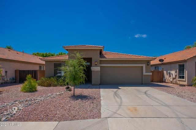 16039 W Hearn Road, Surprise, AZ 85379 (MLS #6263540) :: Yost Realty Group at RE/MAX Casa Grande