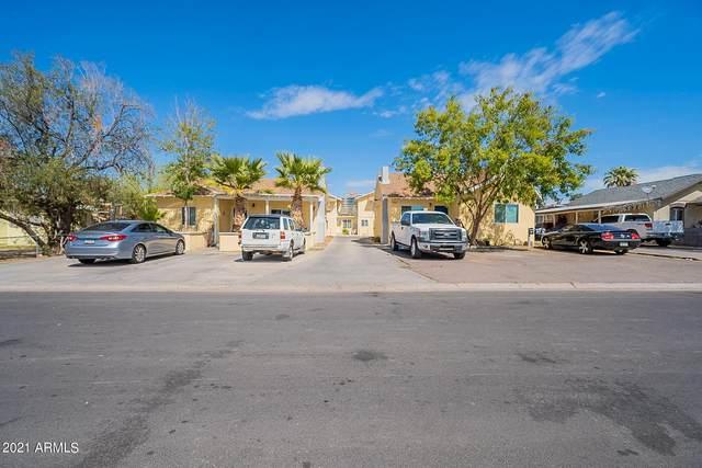 1832 E Harvard Street, Phoenix, AZ 85006 (MLS #6263554) :: The Carin Nguyen Team