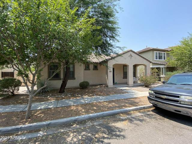 1682 S Penrose Drive, Gilbert, AZ 85295 (MLS #6263567) :: The Riddle Group