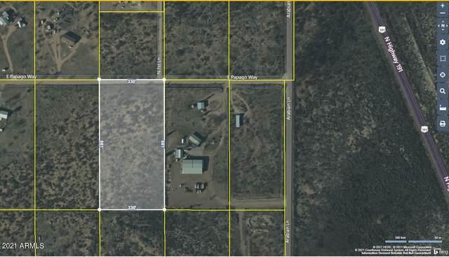 TBD E Papago Way, Cochise, AZ 85606 (MLS #6263570) :: Yost Realty Group at RE/MAX Casa Grande