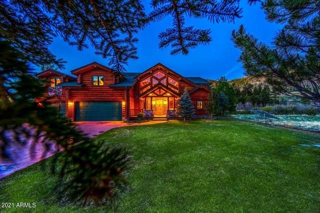 4 County Road 1050, Greer, AZ 85927 (MLS #6263583) :: Yost Realty Group at RE/MAX Casa Grande