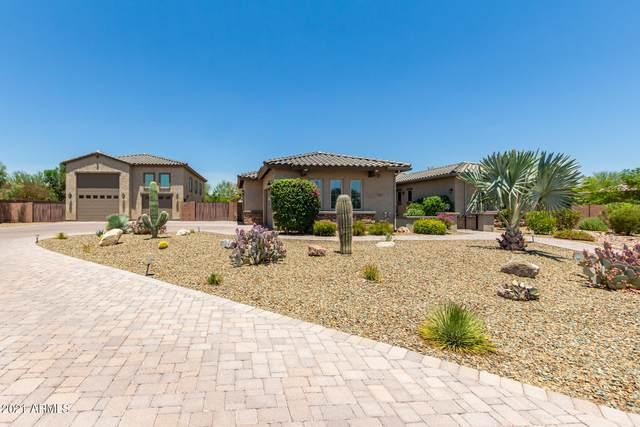 7662 W Artemisa Avenue, Peoria, AZ 85383 (MLS #6263588) :: Executive Realty Advisors