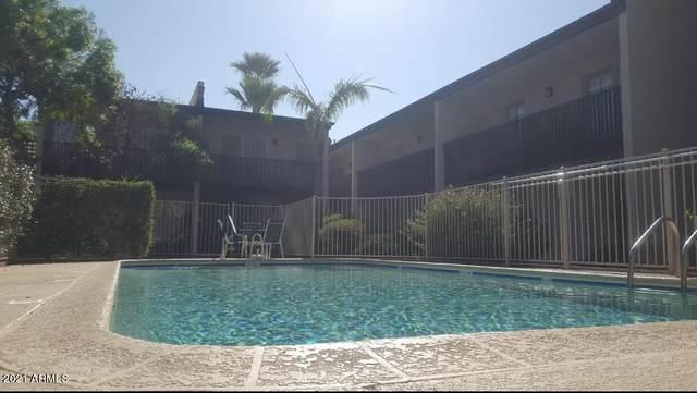 1828 W Tuckey Lane #10, Phoenix, AZ 85015 (MLS #6263594) :: Yost Realty Group at RE/MAX Casa Grande