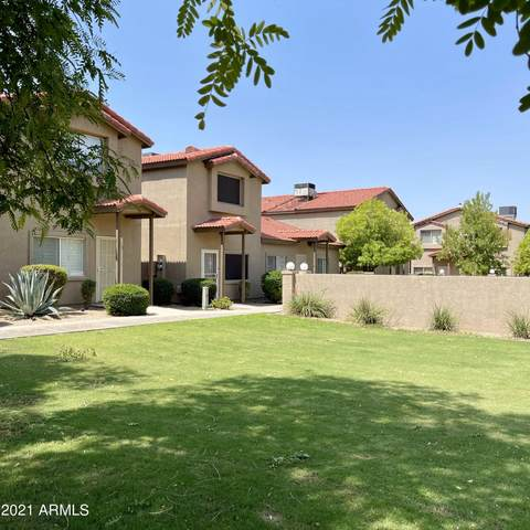17610 N 17TH Place #12, Phoenix, AZ 85022 (MLS #6263610) :: Yost Realty Group at RE/MAX Casa Grande