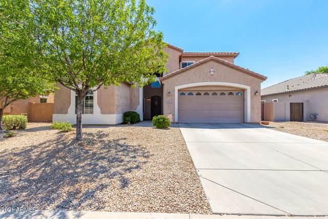 3145 S Sunnyvale Avenue, Gilbert, AZ 85295 (MLS #6263612) :: Executive Realty Advisors