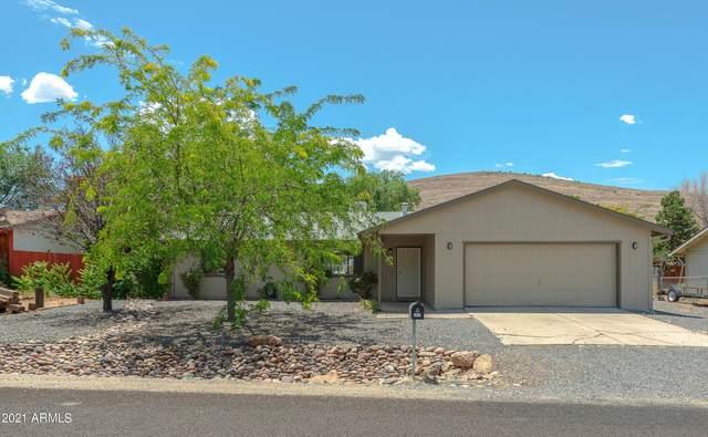2910 N Kings Highway E, Prescott Valley, AZ 86314 (MLS #6263620) :: Yost Realty Group at RE/MAX Casa Grande