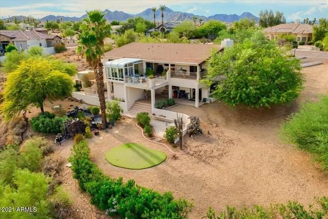 16211 E Kingstree Boulevard, Fountain Hills, AZ 85268 (MLS #6263639) :: Yost Realty Group at RE/MAX Casa Grande