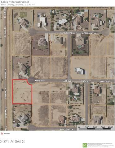 7171 W Mare Avenue, Coolidge, AZ 85128 (MLS #6263695) :: The Daniel Montez Real Estate Group