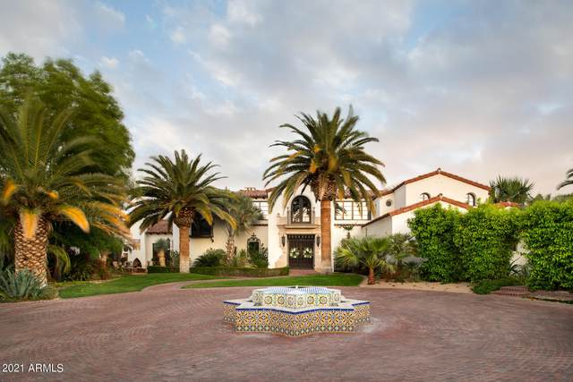 6667 E Stallion Road, Paradise Valley, AZ 85253 (MLS #6263768) :: Arizona 1 Real Estate Team
