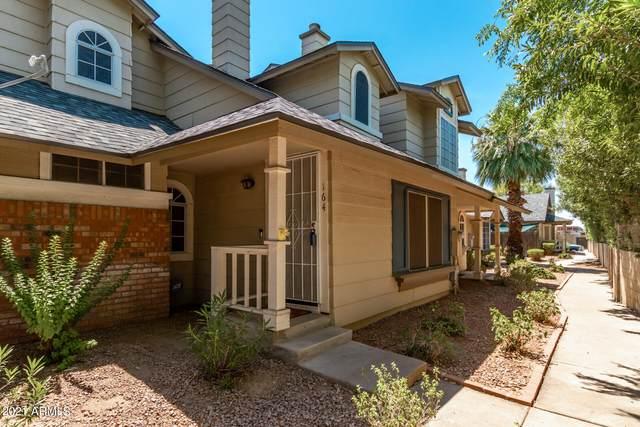 10101 N 91ST Avenue #164, Peoria, AZ 85345 (MLS #6263775) :: Yost Realty Group at RE/MAX Casa Grande