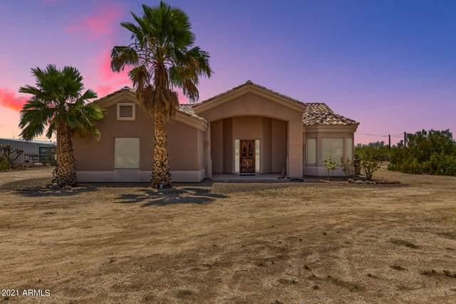 7712 N Reed Road, Florence, AZ 85132 (MLS #6263784) :: Yost Realty Group at RE/MAX Casa Grande