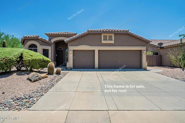 3060 N Ridgecrest #126, Mesa, AZ 85207 (MLS #6263788) :: Elite Home Advisors