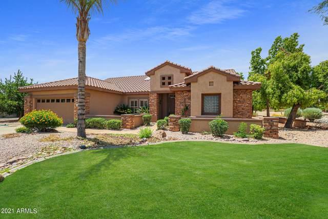 16499 W Limestone Drive, Surprise, AZ 85374 (MLS #6263792) :: Executive Realty Advisors