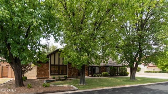 8366 S Grandview Avenue, Tempe, AZ 85284 (MLS #6263794) :: Yost Realty Group at RE/MAX Casa Grande