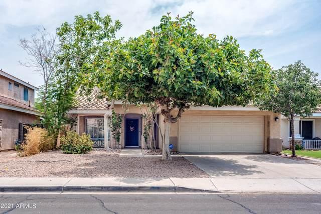 941 W Hudson Way, Gilbert, AZ 85233 (MLS #6263803) :: Yost Realty Group at RE/MAX Casa Grande