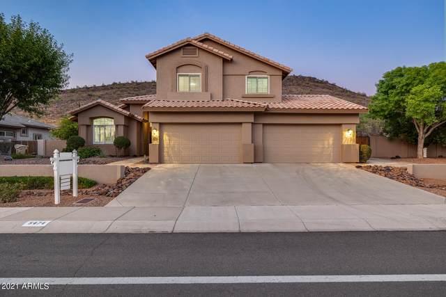 5474 W Melinda Lane, Glendale, AZ 85308 (MLS #6263825) :: Yost Realty Group at RE/MAX Casa Grande