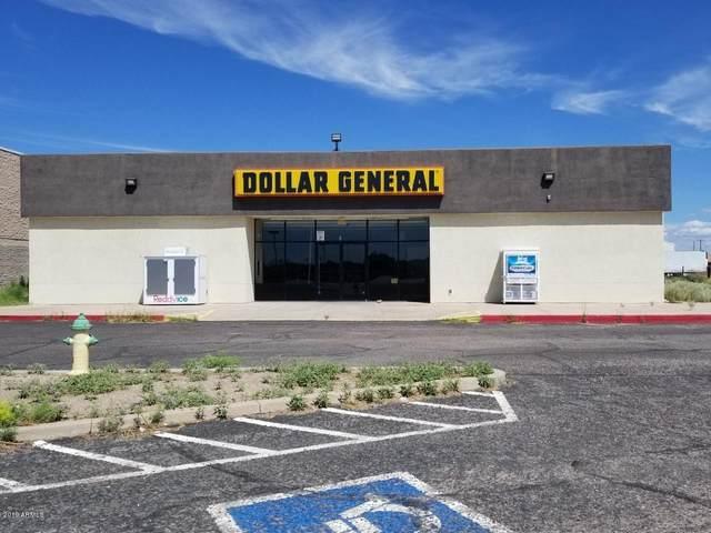 88 W 5th Street, Douglas, AZ 85607 (MLS #6263830) :: Yost Realty Group at RE/MAX Casa Grande