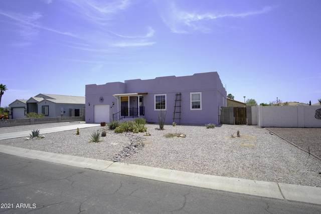 14895 S Indian Bend Lane, Arizona City, AZ 85123 (MLS #6263837) :: Devor Real Estate Associates