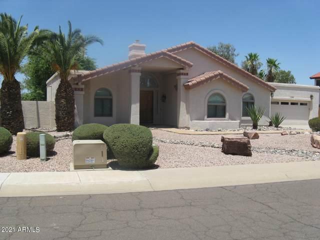 2093 N Lake Shore Drive, Casa Grande, AZ 85122 (MLS #6263839) :: Yost Realty Group at RE/MAX Casa Grande