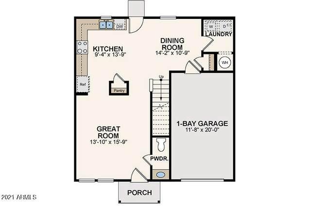 230 W Dewey Avenue, Coolidge, AZ 85128 (MLS #6263896) :: Yost Realty Group at RE/MAX Casa Grande