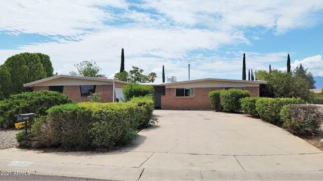 2132 Sonoita Drive, Sierra Vista, AZ 85635 (MLS #6263949) :: Yost Realty Group at RE/MAX Casa Grande