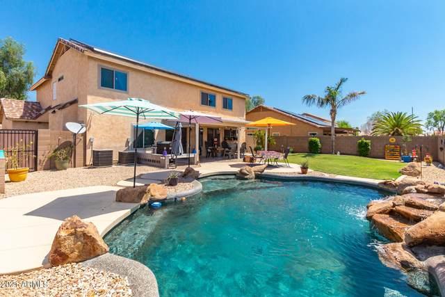 15941 W Adams Street, Goodyear, AZ 85338 (MLS #6263957) :: Yost Realty Group at RE/MAX Casa Grande