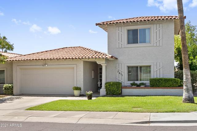 7611 E Medlock Drive, Scottsdale, AZ 85250 (MLS #6263975) :: Yost Realty Group at RE/MAX Casa Grande