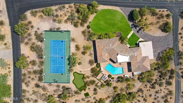 6220 E Cholla Drive, Paradise Valley, AZ 85253 (MLS #6263986) :: Yost Realty Group at RE/MAX Casa Grande
