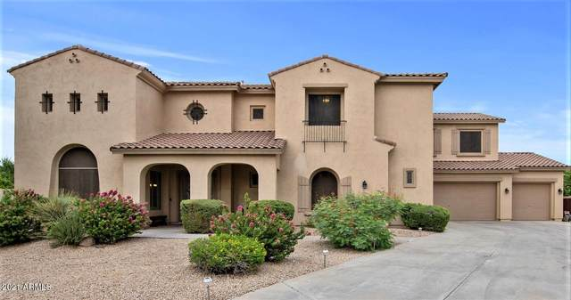 5805 S Soho Lane, Chandler, AZ 85249 (MLS #6264000) :: Service First Realty