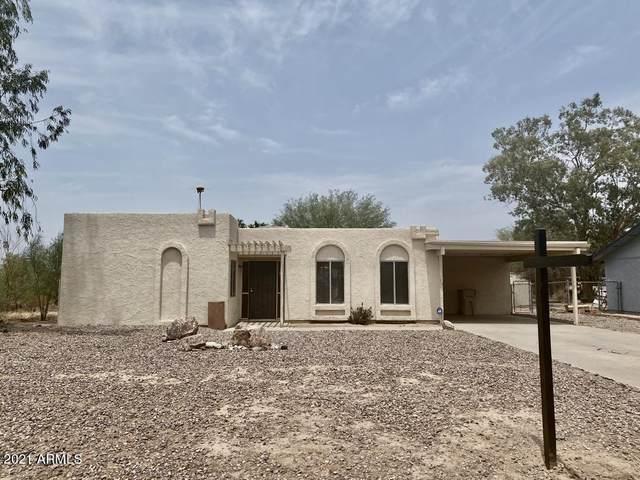 784 W Calle Tuberia, Casa Grande, AZ 85194 (MLS #6264001) :: Yost Realty Group at RE/MAX Casa Grande