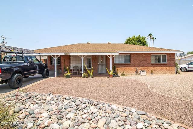 2417 N 73RD Street, Scottsdale, AZ 85257 (MLS #6264002) :: Jonny West Real Estate