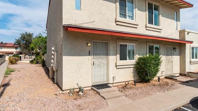 6454 E University Drive #29, Mesa, AZ 85205 (MLS #6264038) :: Yost Realty Group at RE/MAX Casa Grande