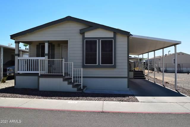 2120 E Bluefield Avenue #136, Phoenix, AZ 85022 (MLS #6264060) :: Long Realty West Valley