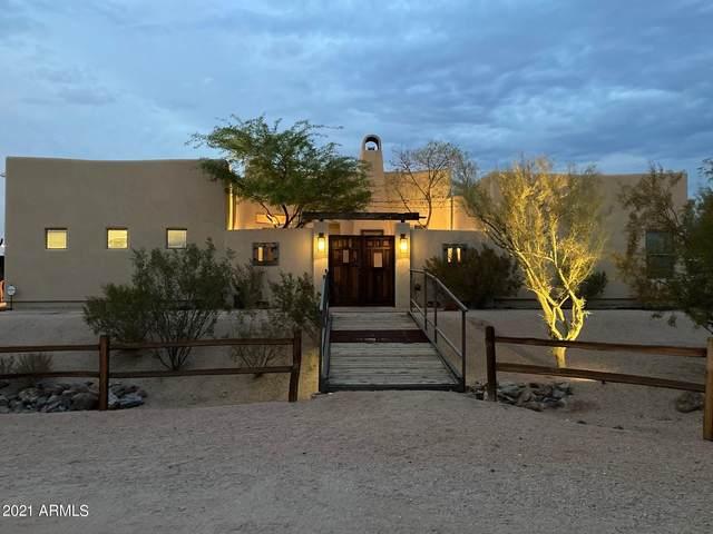 6232 E Rancho Del Oro Drive, Cave Creek, AZ 85331 (MLS #6264067) :: Yost Realty Group at RE/MAX Casa Grande